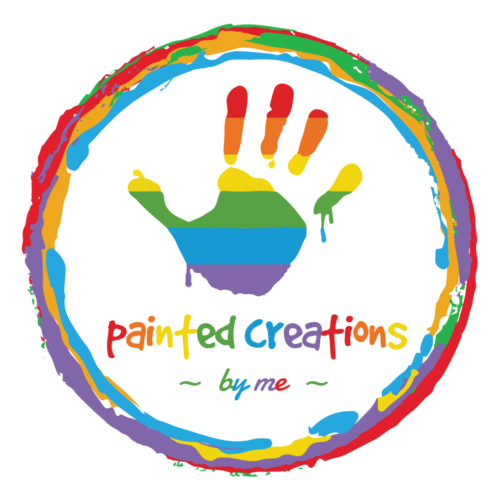 painted creations by me - original